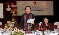 Parlament fördert Fortschritt und soziale Gleichberechtigung