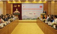 Vinh Phuc wirbt um japanische Investoren