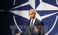 US-Präsident Barack Obama: Nato-Partnerkönnen auf die USA verlassen