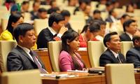 Wähler legen großen Wert auf neues Parlament