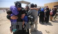 Irak befreit vier Dörfer im Süden der Stadt Mosul vom IS