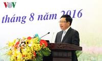 Vietnam will regionale Diplomatie für seine Entwicklung verbessern