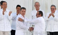 Der Traum vom dauerhaften Frieden in Kolumbien