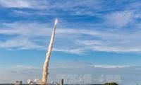 Indien schickt erfolgreich GSAT-18 Satellit ins All