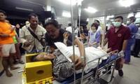 Bombenanschlag in Südthailand