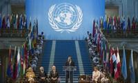 UNO betont Schutz des Friedens und nachhaltige Entwicklung