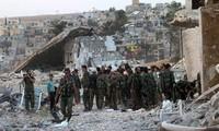 Syrische Armee erobert die Stadt Soran