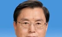 Parlamentspräsidentin Nguyen Thi Kim Ngan empfängt Spitzenpolitiker aus China