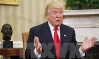 Europäische Spitzenpolitiker betonen Zusammenarbeit mit den USA