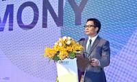 "Vizepremierminister Vu Duc Dam nimmt am ""Tag der Existenzgründung"" teil"