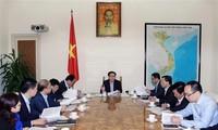 Vizepremierminister Vuong Dinh Hue: Behörde von Vertretern staatlicher Kredite in Unternehmen