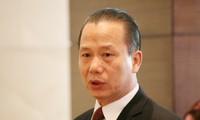 Nguyen Dac Nghiep, Mitglied des Stadtrates Thale in Deutschland