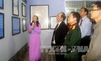 """Ausstellung """"Hoang Sa und Truong Sa gehören zu Vietnam"""" in Phu Yen"""