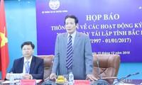 Aktivitäten zum 20. Jahrestag der Wiedergründung der Provinz Bac Kan