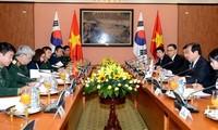 Dialog über Verteidigungspolitik zwischen Vietnam und Südkorea