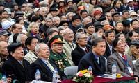 Tag der vietnamesischen Gedichte, eine Kulturplattform