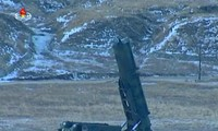 Großbritannien bestellt aufgrund des Raketentests nordkoreanischen Botschafter ein