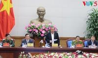 Vizepremierminister Truong Hoa Binh leitet Konferenz zur Bekämpfung des illegalen Handels