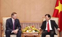 Zusammenarbeit zwischen Vietnam und Russland bei Ölerschließung