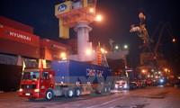 Entwicklung der Logistikdienstleistungen zur Exportförderung