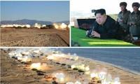 Nordkorea ist bereit, mit den USA in jeden Krieg zu ziehen