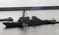 Südkorea und die USA halten Militärübungen ab