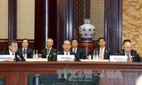 Vietnam will internationale Zusammenarbeit für Frieden und Entwicklung ausweiten