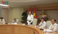 Presse informiert rechtzeitig über Aktivitäten in Vietnam