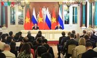 Russsische Medien loben Russlandsbesuch des vietnamesischen Staatspräsidenten