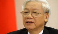 KPV-Generalsekretär Nguyen Phu Trong wird Indonesien und Mayanmar besuchen