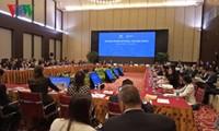 SOM 3-APEC 2017: Dialog über regionalen Handelsvertrag und Freihandelsvertrag