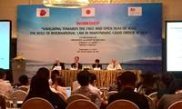 Internationale Gesetze spielen wichtige Rolle bei Erhaltung des Friedens und der Stabilität in Asien