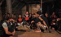 Eirei-Gesang: Musikalische Unterhaltung der Volksgruppe der Ede