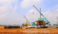 Bau eines Betriebs zur Herstellung von Ersatzteilen für Flugzeugtriebwerke in Vietnam