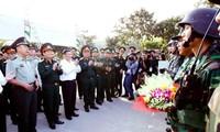 Zusammenarbeit im Militärbereich zur Grenzsicherheit zwischen China und Vietnam