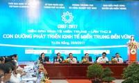 Wirtschaftsforum über Zentralvietnam