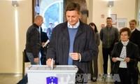 Vorläufige Wahlergebnisse in Slowenien