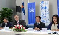 Finnland veranstaltet Aktionen über Forstverwaltung in Vietnam