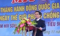 Vizepremierminister Vu Duc Dam: Allen Aidskranken sollen Behandlung gewährt werden