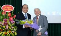 Vietnam fördert Entwicklung von Mathematik und deren Talente