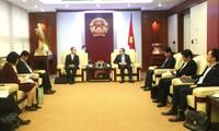Vietnam und Japan wollen beim Bau der Smart-City zusammenarbeiten