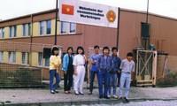 Ehemalige vietnamesische Vertragsarbeiter in Deutschland