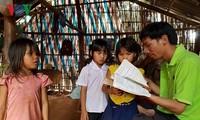 1001 kostenlose Bibliotheken in entlegenen Dörfern gegründet
