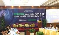 Positive Zeichen über Entwicklung der vietnamesischen Unternehmen