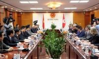 Freundschaftliche Beziehungen zwischen Vietnam und der Schweiz