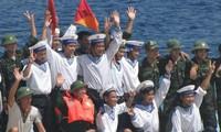 สถานทูตเวียดนามประจำสหรัฐจัดการบริจาคเงินเพื่อให้การสนับสนุนต่อหมู่เกาะTruongSa