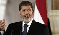 การชุมนุมประท้วงเพื่อเรียกร้องให้ประธานาธิบดีอียิปต์ลาออกจากตำแหน่ง