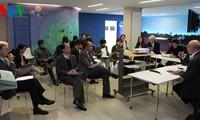 เสร็จสิ้นการเตรียมจัดการประชุมความร่วมมือระหว่างท้องถิ่นต่างๆของเวียดนามฝรั่งเศส