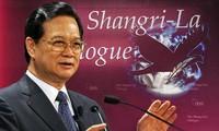 นายกรัฐมนตรีจะเป็นวิทยากรหลักในฟอรั่มสนทนา Shangri-La