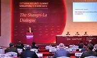 ท่าน Nguyễn Tấn Dũng นายกรัฐมนตรีเข้าร่วมการสนทนา Shangri La 12